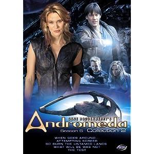 Gene Roddenberry s Andromeda: Season 5, Collection 2 movie