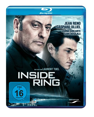 Inside Ring [Blu-ray]