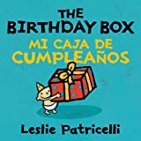 The Birthday Box Mi Caja De Cumpleanos (Leslie Patricelli board books) (Spanish Edition)