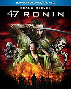 47 Ronin (Blu-ray + DVD + Digital HD with UltraViolet) by Universal Studios
