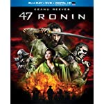 [US] 47 Ronin (2013) [Blu-ray + DVD + UltraViolet]