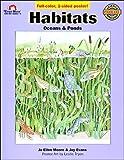 Habitats, Oceans and Ponds (Science Mini-Unit(grades 1-3)) (1557990921) by Evans, Joy