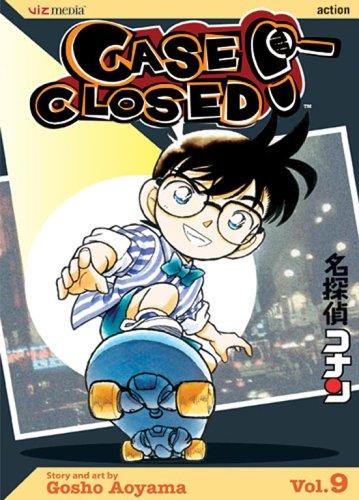 名探偵コナン コミック9巻 (英語版)