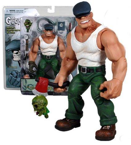 Buy Low Price Mezco The Goon Figure (B0009W8614)