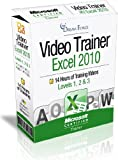 Excel 2010 Training Videos - 14 Hours of Excel 2010 training by Microsoft Office: Specialist, Expert and Master: 2000, XP (2002), 2003, 2007, 2010 and Microsoft Certified Trainer (MCT), Kirt Kershaw