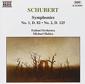 Schubert Sinfonien 1 und 2 Halasz
