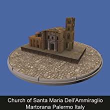 Church of Santa Maria Dell'Ammiraglio Martorana Palermo Italy (ENG) Audiobook by Caterina Amato Narrated by Karolina Starin