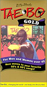 Billy Blank's Tae-Bo Gold [VHS]