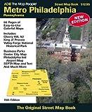 img - for Metro Philadelphia, Pa Atlas book / textbook / text book