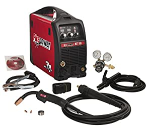 Firepower 1444-0871 MST 180i 3-in-1 Mig Stick and Tig Welding System from Builders World Wholesale Distribution