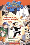 The Case of the Spoiled Rotten Spy (Jigsaw Jones Mystery, No. 31)