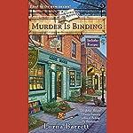 Murder Is Binding: A Booktown Mystery | Lorna Barrett