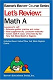Let's Review: Math A (Barron's Review Course)