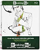 Breaking Bad 3 Temporada Blu-ray España Edición Metálica