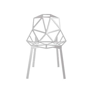 Magis silla Chair one, color blanco