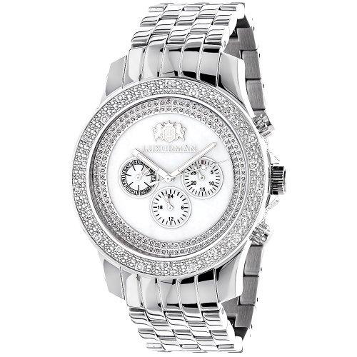 LUXURMAN - Reloj de pulsera hombre