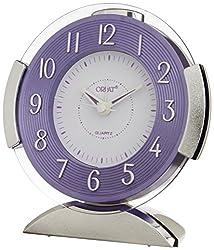 Orpat Beep Alarm Clock (Violet, TBB-427)