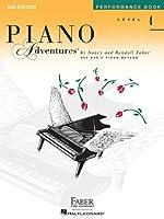 Piano Adventures Performance Book Level 4