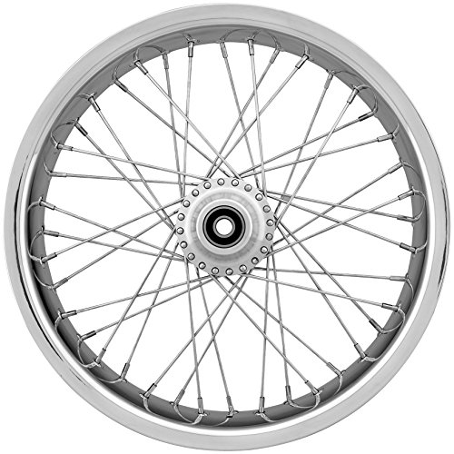 Ride Wright Wheels Inc Exotica 40 Spoke 21x2 15 Front Wheel Single