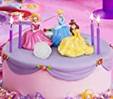 Deco Pac - Disney Princess Garden Royalty Cake Topper - Standard