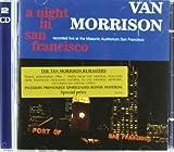 echange, troc Van Morrison - A Night In San Francisco