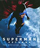 img - for Superman Returns: The Official Movie Guide book / textbook / text book