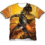 51PXOCTb0pL. SL160  Ecko Star Wars Bountys End Mens T Shirt