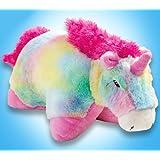 "My Pillow Pets Large 18"" Rainbow Unicorn"