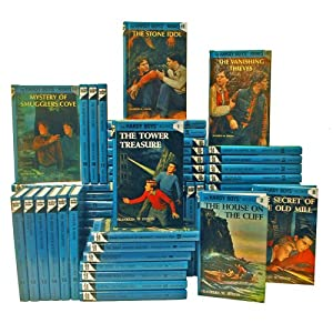 Hardy Boys Complete Series Set, Books 1-66