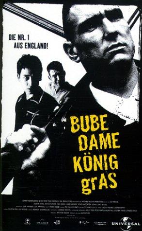 Bube, Dame, König, grAS [VHS]