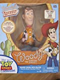 Toy Story 3 Deluxe Woody the Sheriff Actual Movie Size Talking Doll