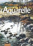 echange, troc Vicenç Ballestar, Jacques Vigué - Le grand livre du dessin et de la peinture, tome 4 : L'aquarelle