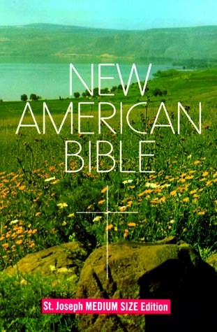 New American Bible, St. Joseph Medium Size Edition