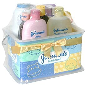 Baby's Store | Johnson's Bathtime Essentials Gift Set