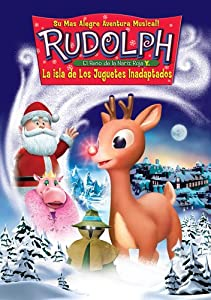 Rudolph The Red-nosed Reindeer And The Island Of Misfit Toys Spanish Dvd from Good Times Video
