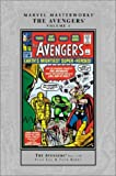 img - for Marvel Masterworks: Avengers, Vol. 1 book / textbook / text book