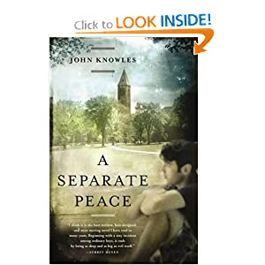 Amazon.com: A Separate Peace (9780743253970): John Knowles: Books