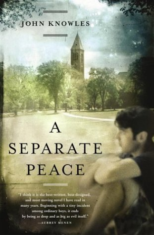 a separate peace themes gradesaver a separate peace