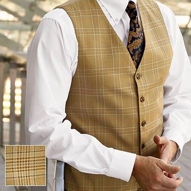 Silk/Wool Plaid Vest - Buy Silk/Wool Plaid Vest - Purchase Silk/Wool Plaid Vest (Paul Fredrick, Paul Fredrick Vests, Paul Fredrick Mens Vests, Apparel, Departments, Men, Outerwear, Mens Outerwear, Vests, Mens Vests)