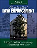 img - for Encyclopedia of Law Enforcement (3 Vol Set) book / textbook / text book