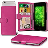 Fone-Case (Hot Pink) Archos 55 Helium Ultra Hülle