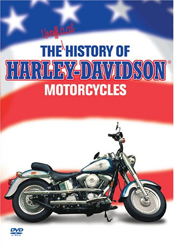 Unofficial History of Harley Davidson Motorcycles [DVD] [Region 1] [US Import] [NTSC]