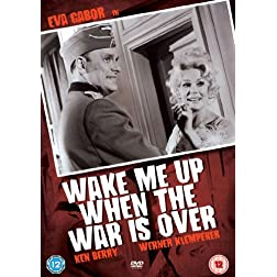 Wake Me When The War Is Over (UK PAL Region 0)