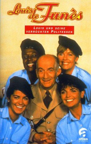 Louis und seine verrückten Politessen [VHS]