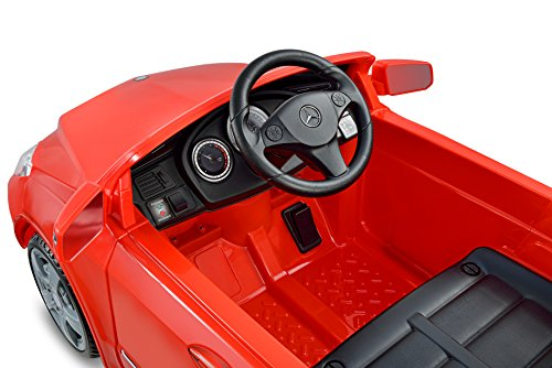 Mercedes benz e550 6v red toys games toys riding toy for Mercedes benz e550 ride on