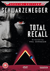 Total Recall (Two-Disc Special Edition) [DVD] [1990]
