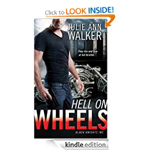 Kindle Book Bargains: Hell on Wheels: Black Knights Inc., by Julie Ann Walker. Publisher: Sourcebooks Casablanca (August 7, 2012)
