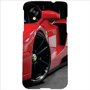 LG Nexus 5 LG-D821 Back Cover - Super Car Designer Cases