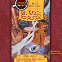 On What Grounds (       UNABRIDGED) by Cleo Coyle Narrated by Rebecca Gibel