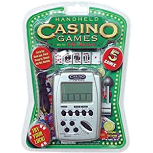 Casino Games Handheld